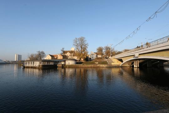 Мост на Немиге