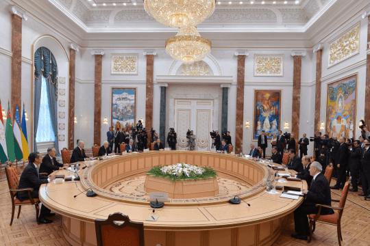 Дворец Независимости в Минске